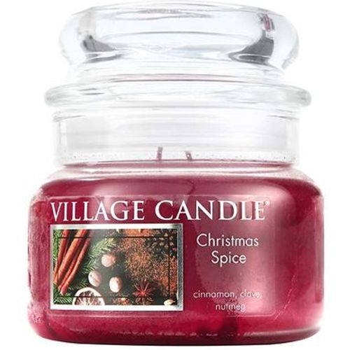 Village Candle Small Jar 11oz - Christmas Spice