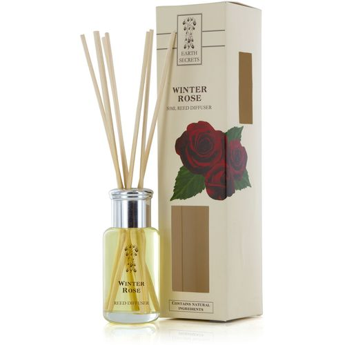 Ashleigh & Burwood Earth Secrets Reed Diffuser - Winter Rose