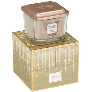Yankee Candle Gift Boxed Elevation Candle: Velvet Woods