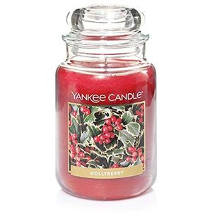 Yankee Candle Large Jar Hollyberry