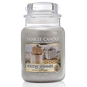 Yankee Candle Large Jar Holiday Shimmer