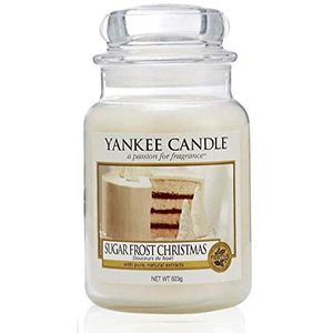 Yankee Candle Large Jar Sugar Frost Christmas