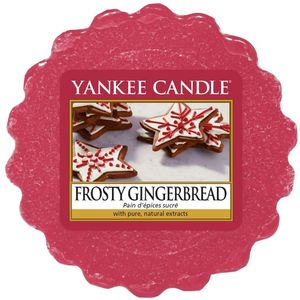 Yankee Candle Wax Melt - Frosty Gingerbread
