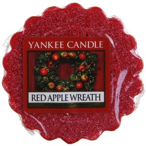 Yankee Candle Wax Melt - Red Apple Wreath