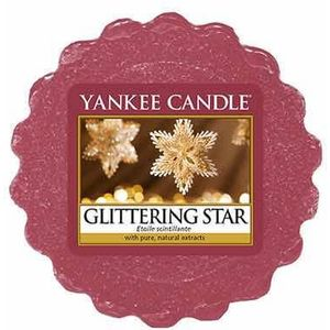 Yankee Candle Wax Melt - Glittering Star
