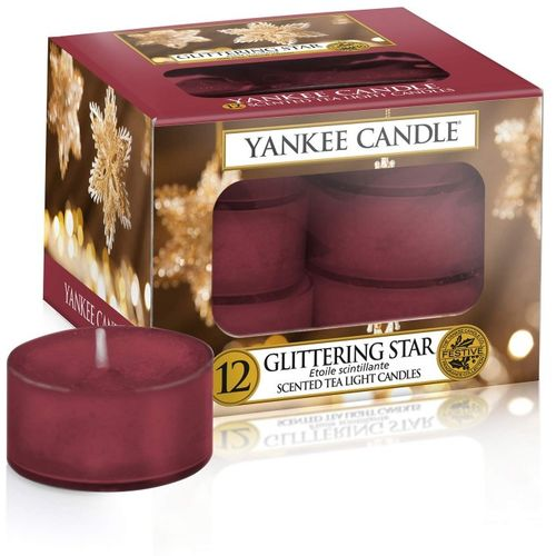 Yankee Candle Glittering Star Tealights