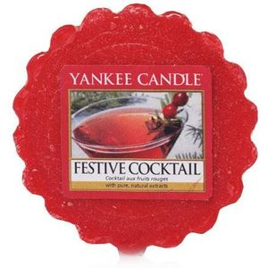 Yankee Candle Wax Melt - Festive Cocktail