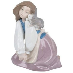 Nao Bunnys Best Friend Figurine