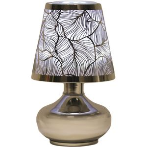 Aroma Electric Lamp Wax Melt Burner: Leaf