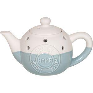 HSH Teapot Burner (blue)