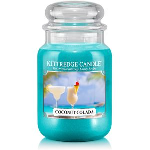 Kittredge Candle Large Jar 23oz - Coconut Colada
