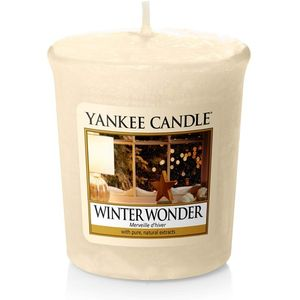 Yankee Candle Votive Sampler - Winter Wonder x18
