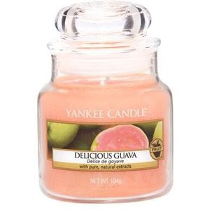 Yankee Candle Small Jar Delicious Guava
