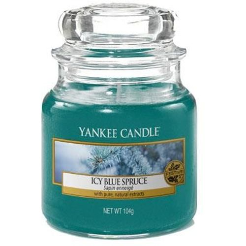 Yankee Candle Small Jar Icy Blue Spruce