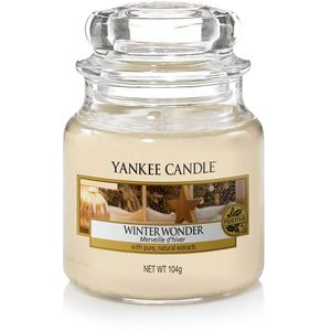 Yankee Candle Small Jar Winter Wonder