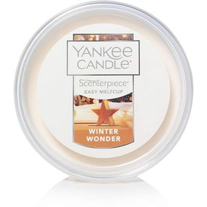 Yankee Candle Scenterpiece Melt Cup Winter Wonder