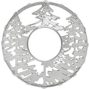 Yankee Candle Illuma-Lid Candle Topper Winter Trees