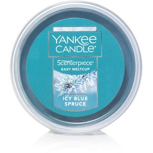 Yankee Candle Scenterpiece Melt Cup Icy Blue Spruce