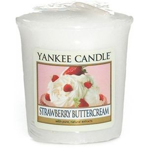 Yankee Candle Votive Sampler - Strawberry Buttercream