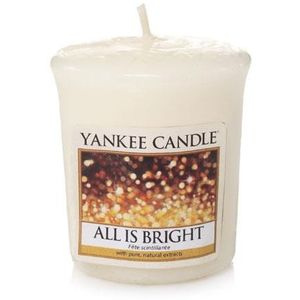 Yankee Candle Votive Sampler - All is Bright