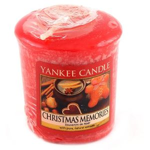 Yankee Candle Votive Sampler - Christmas Memories