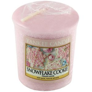 Yankee Candle Votive Sampler - Snowflake Cookie