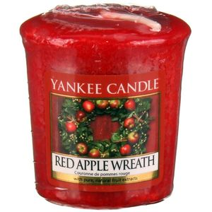 Yankee Candle Votive Sampler - Red Apple Wreath