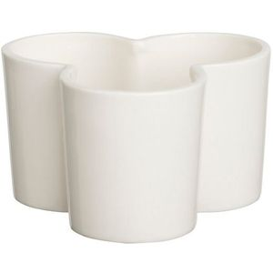 Yankee Candle Accessory - Votive Holder Triple Ceramic