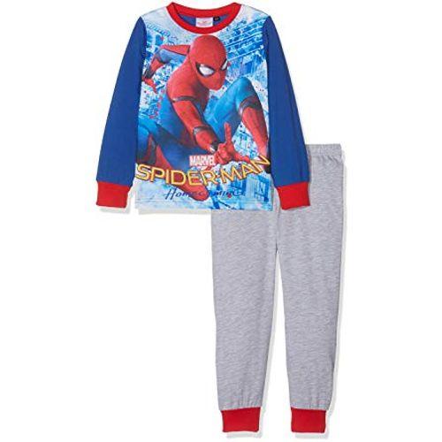 Boys Spiderman Pyjamas Age 4-5 Years