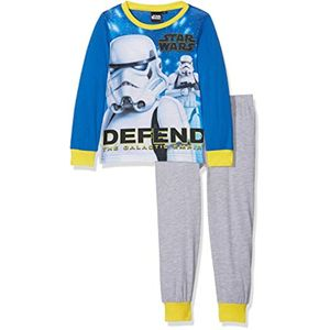 Boys Star Wars Storm Trooper Pyjamas Age 4-5 Years