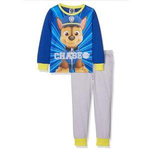 Boys Paw Patrol Chase Blue Pyjamas Age 18-24 Months