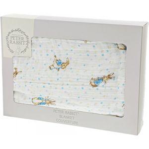 Beatrix Potter Baby Collection Peter Rabbit Blanket