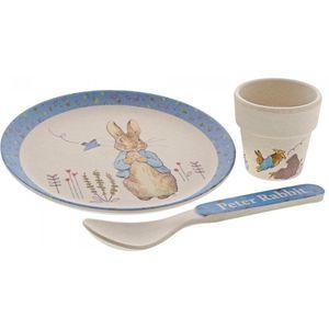Beatrix Potter Organic Bamboo Egg Cup Set - Peter Rabbit