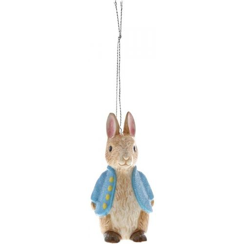 Peter Rabbit Hanging Ornament