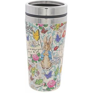 Beatrix Potter Peter Rabbit Organic Bamboo Travel Mug - Peter Rabbit