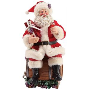 Possible Dreams Santa Figurine - Barrel Tasting