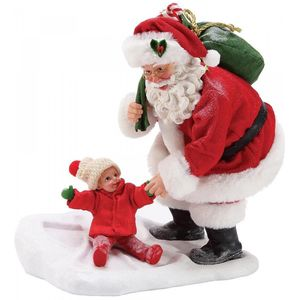 Possible Dreams Santa Figurine - Snow Angel