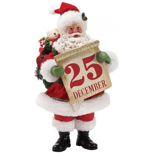 Possible Dreams Santa Figurine - Save the Date 6003463