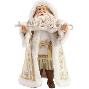 Possible Dreams Jim Shore Limited Edition Figurine - Winter White Santa