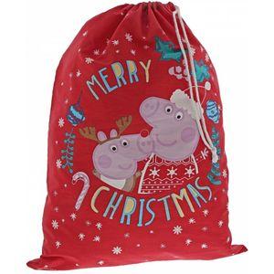 Peppa Pig Christmas Sack 50cm x 68cm