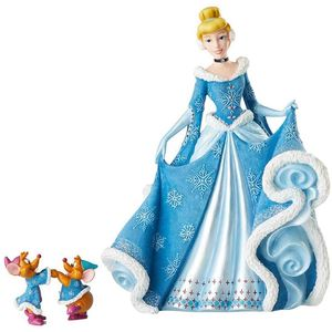 Disney Showcase Christmas Cinderella Figurine