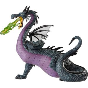 Disney Showcase Maleficent as Dragon Figurine