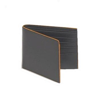 Gents Grey Leather Wallet