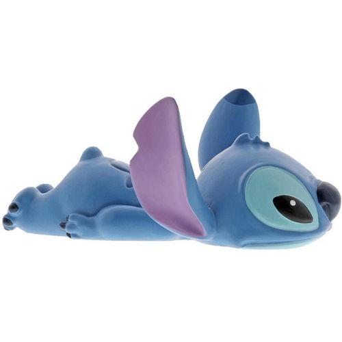 Disney Showcase Stitch Laying Down Figurine 6002189