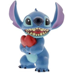 Disney Showcase Stitch with Heart Figurine