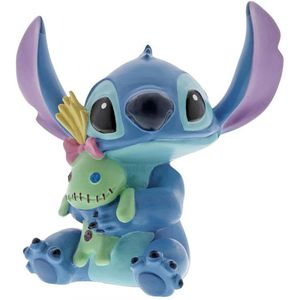 Disney Showcase Stitch with Doll Figurine