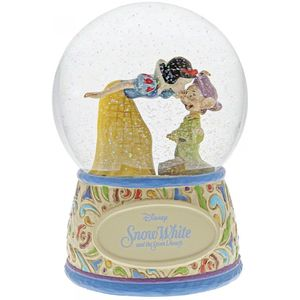 Disney Traditions Sweetest Farewell SnowWhite Waterball