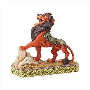 Disney Traditions Preening Predator (Scar Figurine)