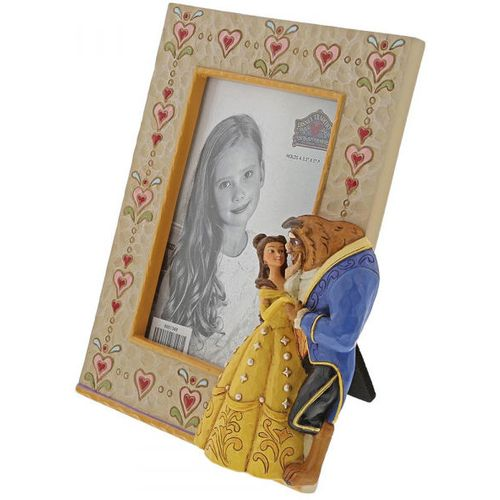 Disney Traditions Beauty & The Beast Photo Frame 6001369