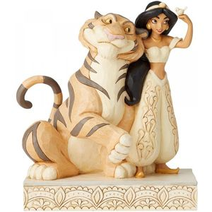Disney Traditions White Woodland Figurine Jasmine